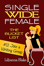 #12 Join a Writing Group