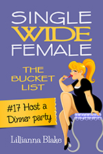 #17 Host a Dinner Party