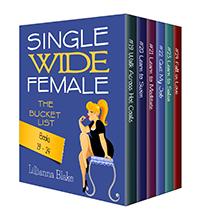 6 Book Bundle (Books 19-24)