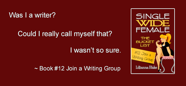 I'm a Writer, I'm a Writer, I'm a Writer
